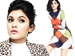 Kylie Jenner goes Sixties chic as she dons mod style outfits, hair and make-up for Byrdie photo shoot