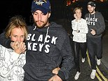 Picture Shows: Sam Taylor-Wood, Aaron Taylor-Johnson  September 10, 2014    Sam Taylor-Wood and her husband Aaron Taylor-Johnson seen at the Chiltern Firehouse in London, England.    Non Exclusive  WORLDWIDE RIGHTS    Pictures by : FameFlynet UK    2014  Tel : +44 (0)20 3551 5049  Email : info@fameflynet.uk.com