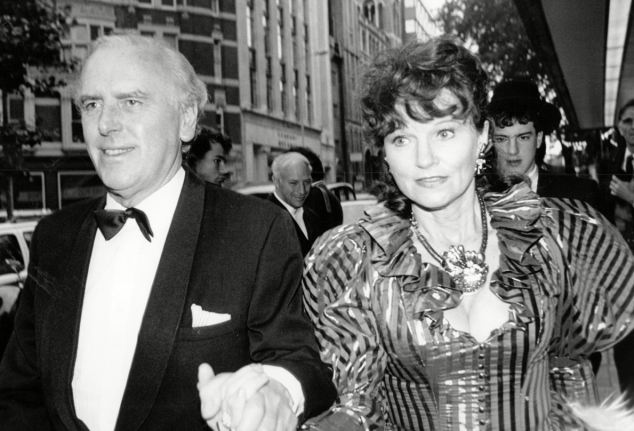 But when George married Penny Morrell in 1967, Harriet and brother Crispin went back to their mother