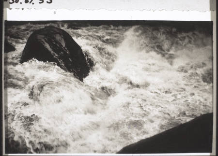 The Sabilit Rapids on the Djuloi River (Phot. Bigler).
