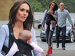 11 Sep 2014 - LONDON - UK  TAMARA ELCCELSTONE SEEN SHOPPING IN SAINSBURY'S WITH HER BABY SOPHIA FOR FOOD AND NAPPIES.   BYLINE MUST READ : ALEX T - NASH/XPOSUREPHOTOS.COM  ***UK CLIENTS - PICTURES CONTAINING CHILDREN PLEASE PIXELATE FACE PRIOR TO PUBLICATION ***  **UK AND USA CLIENTS MUST CALL PRIOR TO TV OR ONLINE USAGE PLEASE TELEPHONE  44 (0) 208 370 0291 or 1 310 600 4723