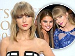 'We let them have that one': Taylor Swift claims she never had a feud with Selena Gomez... insisting they 'laugh' about the rumours
