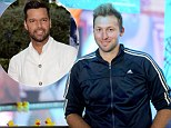Are Ian Thorpe and Ricky Martin in a relationship? Aussie swimmer and Latin singer 'will reveal romance in tell-all magazine interview'