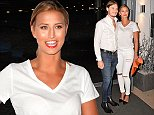 OIC - PHOTOBEATIMAGES.COM - Charlie Simms and Ferne McCann attends the Bourgee Southend-On-Sea Restaurant Launch Party in Southend-On-Sea on the 12th September 2014. \nPhoto SimonFord/Photobeat Images/OIC 07732 500674 -  0203 174 1069