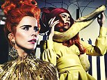 Only Love Can Hurt Like This singer Paloma Faith has partnered with global online community Talenthouse to launch an art collaboration, inviting artists and fans to design their own interpretations of Faith's third album A Perfect Contradiction. Judged by a panel including Faith and photographer Rankin, the competition is open to Talenthouse members until October 2014, and winners will receive prizes including a meet and greet at Faith's 2015 tour, and their artwork being made into a limited edition poster. Faith commented 'The visual element to my work is incredibly important to me, and I am so excited to launch this and find some amazing new artists out there!'. Featuring: Paloma Faith Where: United Kingdom When: 11 Sep 2014 Credit: Supplied by WENN.com **WENN does not claim any ownership including but not limited to Copyright, License in attached material. Fees charged by WENN are for WENN's services only, do not, nor are they intended to, convey to the user any ownership of Copyri
