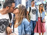 They're still lovebirds after six years! Jessica Alba and Cash Warren enjoy romantic date in NYC together