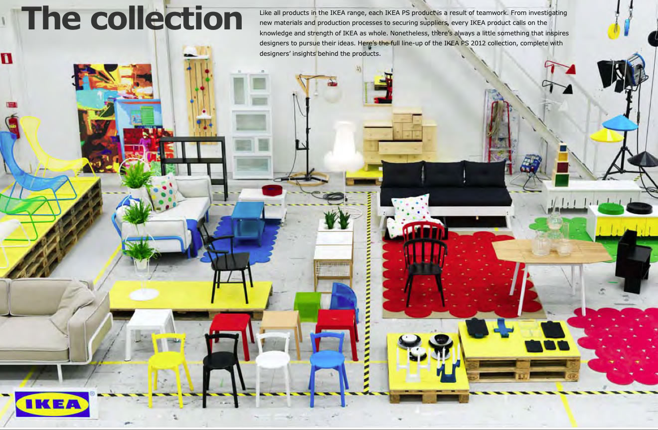 IKEA PS 2012 Collection