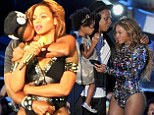 'She's pregnant with another one': Jay Z hints that Beyonce is expecting their second child during Paris concert