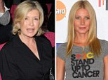 Don't quit your day job! Martha Stewart rips into Gwyneth Paltrow saying 'she just needs to be quiet' and stick to acting