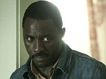 Number one: Idris Elba is shown from a scene in No Good Deed that finished in first place in the weekend box office