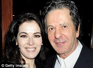 Saatchi and Nigella Lawson spent a fortune turning their property into a seven-bedroom dream home