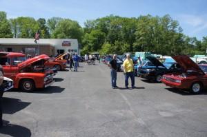 Spring Motor Mania Cars