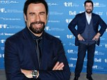 Hollywood star: John Travolta, shown last week at the Toronto International Film Festival, opened up about a lawsuit filed by his former pilot
