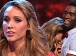 Early exit: Lolo Jones was the first celebrity to be eliminated from Dancing With The Stars on Tuesday night