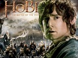 That's what I'm Tolkien about! Spectacular new Hobbit: The Battle Of The Five Armies artwork shows film's climactic clash