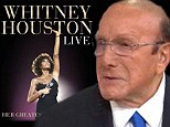'This is her legacy': Clive Davis announces posthumous release of Whitney Houston live CD and DVD