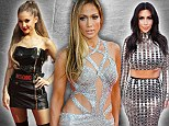 The industrial style rocking the runway... and even the red carpet, thanks to Kim Kardashian, Ariana Grande and Jennifer Lopez