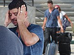 Robin Thicke and son evacuated from Cabo following Hurricane Odile... days after singer admits he was 'high on Vicodin and alcohol' when Pharrell wrote Blurred Lines