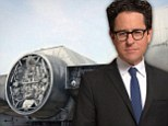 FIRST LOOK: Star Wars' Millennium Falcon revealed in new video as JJ Abrams playfully hits back at Batman franchise