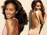 'We set up an Arabian tent with wine and candlelight': Jada Pinkett Smith reveals she has dates with Will in their backyard... while sizzling in backless dresses