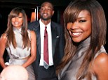 New status, new style: Gabrielle Union revealed a fresh hairdo as she and her husband Dwyane Wade attended Hublot's watch event in New York City on Tuesday
