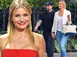 Benji Madden says family is 'what every man wants'...as girlfriend Cameron Diaz admits she enjoys life without children