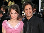 Split: Gael Garcia Bernal confirmed he had split from Dolores Fonzi, but insisted they never married