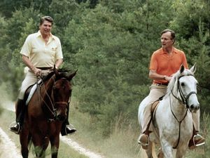 Top presidential vacation spots