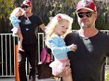 Picture Shows: Georgia Dane, Eric Dane  September 22, 2014\n \n Former 'Grey's Anatomy' actor Eric Dane is spotted running some errands with his daughter Georgia in Los Angeles, California. \n \n Eric showed off his love for his home town NFL team, the San Francisco 49ers, on a red baseball cap. \n \n Exclusive - All Round\n UK RIGHTS ONLY \n \n Pictures by : FameFlynet UK © 2014\n Tel : +44 (0)20 3551 5049\n Email : info@fameflynet.uk.com
