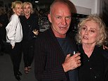 NEW YORK, NY - SEPTEMBER 22:  Trudie Styler and Debbie Harry attend The 40th Anniversary Of Blondie exhibition at Chelsea Hotel Storefront Gallery on September 22, 2014 in New York City.  (Photo by Dimitrios Kambouris/Getty Images)