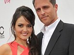 FILE - JULY 16: Danica McKellar announced on July 16, 2014 that she is engaged Scott Sveslosky. LAS VEGAS, NV - MAY 18:  Actress Danica McKellar (L) and guest attend the 2014 Billboard Music Awards at the MGM Grand Garden Arena on May 18, 2014 in Las Vegas, Nevada.  (Photo by David Becker/Billboard Awards 2014/Getty Images for DCP)