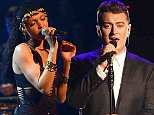Editorial Use Only / Consent for book publication must be agreed with Rex Features before use  Mandatory Credit: Photo by REX (4105363x)  FKA twigs - Tahlia Barnett  'Later with Jools Holland' TV show, Maidstone, Britain - 16 Sep 2014  Series 45 Prog 1