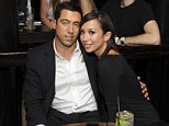 """BEVERLY HILLS, CA - SEPTEMBER 16:  JT Torregiani and dancer Cheryl Burke attend Mark Ballas Debuts EP """"Kicking Clouds"""" at Crustacean on September 16, 2014 in Beverly Hills, California.  (Photo by Allen Berezovsky/Getty Images)"""