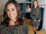 LONDON, ENGLAND - SEPTEMBER 23:  Tabitha Webb (L) and Pippa Middleton attends the launch of designer and entrepreneur Tabitha Webb's first retail store 'Tabitha Webb' on Elizabeth St, Belgravia on September 23, 2014 in London, England.  (Photo by David M. Benett/Getty Images for Tabitha Webb)