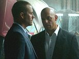Vin Diesel shares photos with Paul Walker