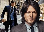 NORMAN REEDUS COVERS GQ¿S FIRST-EVER AGE ISSUE; TALKS WALKING DEAD, NOT FITTING IN, AND ROOTING FOR BAD GUYS\n \nReedus¿ October cover story is featured in the magazine¿s first-ever Age Issue, celebrating GQ¿s lifelong commitment to looking awesome at any age. The issue stars Reedus alongside Blake Griffin, Chadwick Boseman, Clive Owen, and Tom Selleck. GQ surveyed the five modern gentlemen about getting old, staying young, looking sharp, and living well¿ whether you¿re 25 or 75. The October issue of GQ is available on newsstands in New York and Los Angeles now and will be available nationally on September 30.\n \n \nOn The Walking Dead:\nI really matured a lot in my mind and became a happier person in this job, because I really like this job, and I like the people I work with, and I like the environment I work in. And you know, the cuts on my forehead, and the bruises, and the black eyes, it doesn't matter; it's awesome. I think that mentality has matured me a lot in the past couple