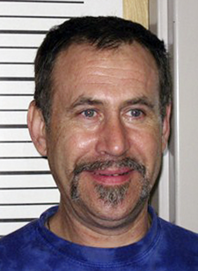 FILE-This file photo provided by Washington State Department of Corrections shows Robert Farrell  Armstrong, who was arrested on drug charges. Armstrong, als...