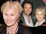 NEW YORK, NY - SEPTEMBER 08:  Deborra-Lee Furness attends Donna Karan New York during Mercedes-Benz Fashion Week Spring 2015 at 547 West 26th Street on September 8, 2014 in New York City.  (Photo by Jamie McCarthy/WireImage)