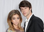 LONDON, ENGLAND - JUNE 03:  Sarah Hyland (L) and Matt Prokop attend the Glamour Women of the Year Awards in Berkeley Square Gardens on June 3, 2014 in London, England.  (Photo by David M. Benett/Getty Images)