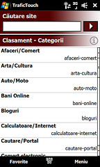 TraficTouch - Clasament