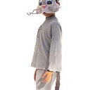 Mouse Costume With Mask