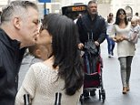 25.SEPT.2014 - ROME - ITALY\n** EXCLUSIVE ALL ROUND PICTURES **\n*PLEASE PIXELATE CHILDS FACES PRIOR TO PUBLICATION*\nUS ACTRESS ALEC BALDWIN AND HIS WIFE HILARIA THOMAS WITH THEIR DAUGHTER CARMEN GABRIELA WALKING IN THE CENTER OF ROME \nBYLINE MUST READ: XPOSUREPHOTOS.COM\n*AVAILABLE FOR UK SALE ONLY*\nPLEASE CREDIT USAGE AS PER **UK CLIENTS MUST CALL PRIOR TO TV OR ONLINE USAGE PLEASE TELEPHONE +44 208 344 2007