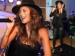 LONDON, ENGLAND - SEPTEMBER 25:  Nicole Scherzinger attends One For The Boys #SingOne4TheBoys Karaoke Night at Abbey Road Studios on September 25, 2014 in London, England.  (Photo by Mike Marsland/WireImage)