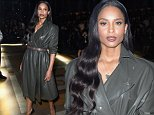 PARIS, FRANCE - SEPTEMBER 25:  Ciara attends the Lanvin show as part of the Paris Fashion Week Womenswear Spring/Summer 2015 on September 25, 2014 in Paris, France.  (Photo by Pascal Le Segretain/Getty Images)