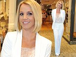 Britney Spears promoting her lingerie line Intimate Collection at CentrO Oberhausen shopping mall. Featuring: Britney Spears Where: Oberhausen, Germany When: 25 Sep 2014 Credit: Patrick Hoffmann/WENN.com
