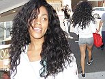Eddie Murphy's daughter, Bria Murphy goes to a nail salon in Beverly Hills Featuring: Bria Murphy Where: Los Angeles, California, United States When: 24 Sep 2014 Credit: WENN.com