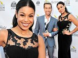 CATALINA ISLAND, CA - SEPTEMBER 26:  Lance Bass and Jordin Sparks attend the premiere of 'Left Behind' at the 2014 Catalina Film Festival on September 26, 2014 in Catalina Island, California.  (Photo by Jerod Harris/Getty Images)