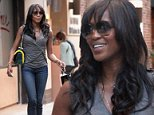 September 26, 2014: Naomi Campbell is photographed doing some shopping on Madison Avenue in New York City today.\nMandatory Credit: Elder Ordonez/INFphoto.com Ref: infusny-160|sp|