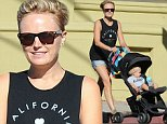 26 September 2014 - LOS ANGELES - USA  ***AVAILABLE FOR UK SALE ONLY ***    MALIN AKERMAN GOES FOR A WALK WITH HER SON AND HER FEMALE FRIEND IN LOS ANGELES CALIFORNIA     BYLINE MUST READ : XPOSUREPHOTOS.COM  ***UK CLIENTS - PICTURES CONTAINING CHILDREN PLEASE PIXELATE FACE PRIOR TO PUBLICATION *** CLIENTS MUST CALL PRIOR TO TV OR ONLINE USAGE PLEASE CALL  44 (0) 208 344 2007