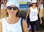 Lisa Rinna leaves Yoga Shelter in Studio City with her gigantic lips. September 25, 2014 X17online.com \\nEXCLUSIVE\\nOK FOR WEB SITE USAGE.\\nAny quieries please call Alasdair or Gary on office 0034 966 713 949/926 or mibile Gary 0034 686 421 720 or Alasdair on 0034 630 576 519